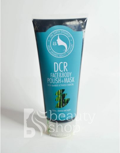 DCR Face & Body Polish + Mask
