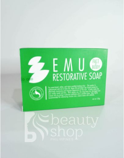 EMU Restorative Soap