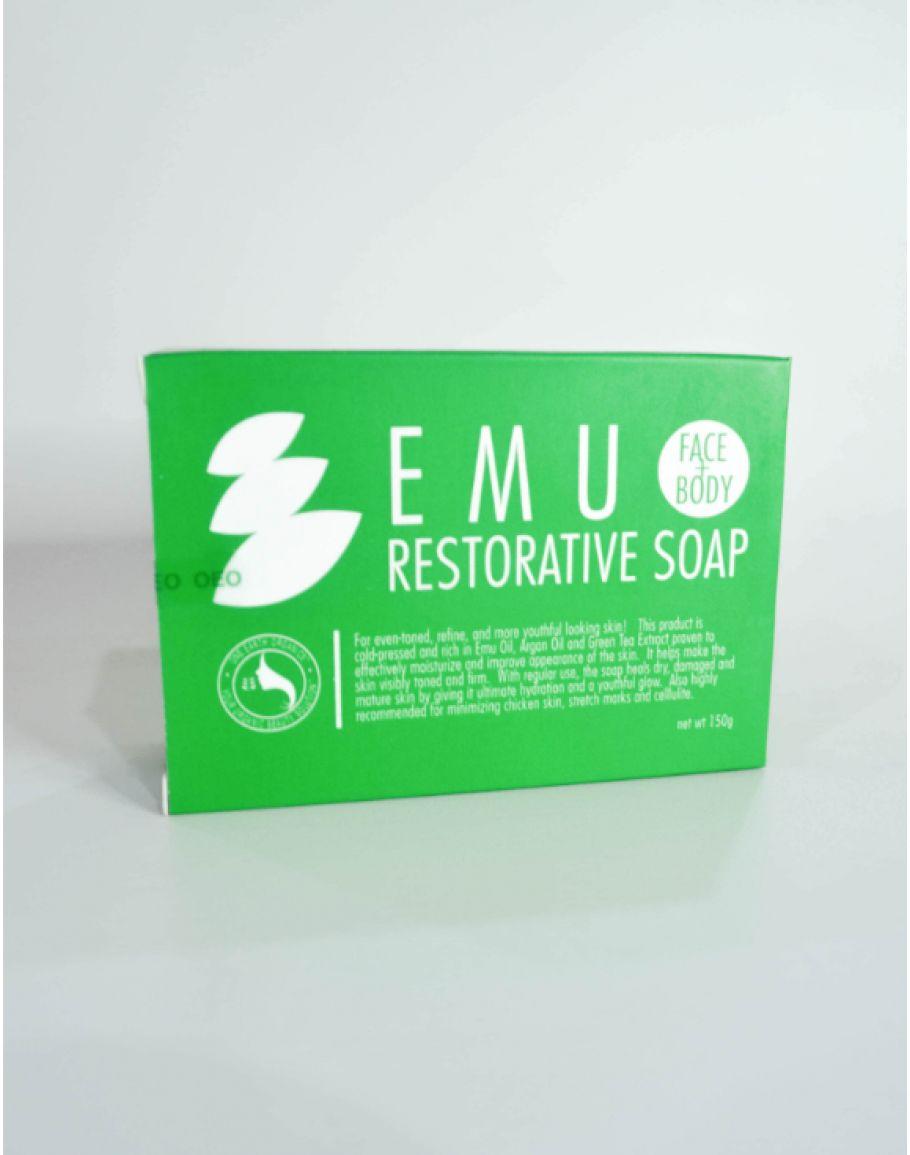 EMU Restorative Soap